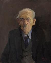 Dr. Willem Drees, staatsman, 1982