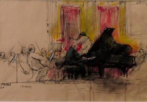Concertgebouw met Cherkassy, 1990