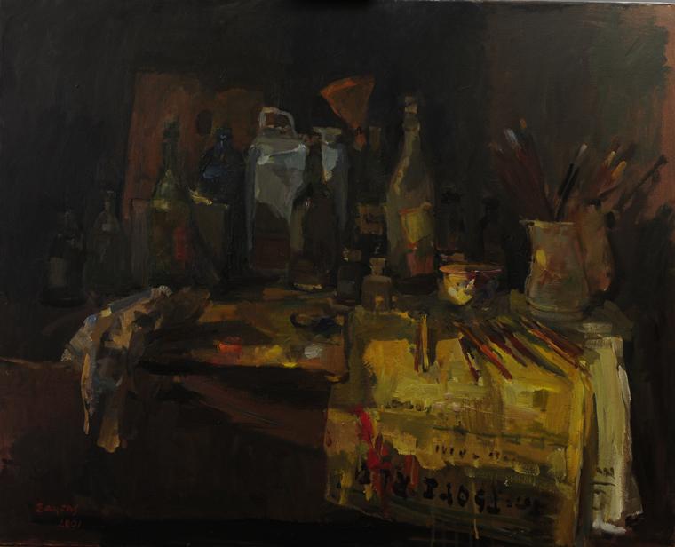 Stilleven, 2001