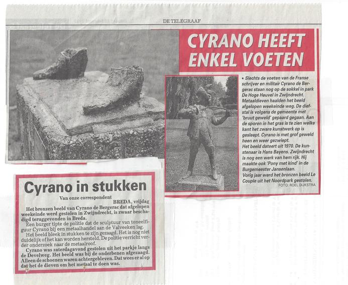 krantenknipsel Telegraaf2