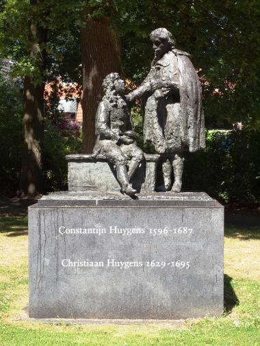Constantijn en Christiaan Huygens